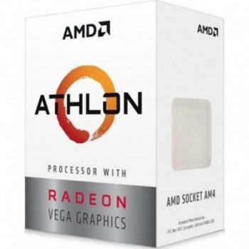 CPU AMD AM4 ATHLON 240GE RADEON BOX AM4 YD240GC6FBBOX