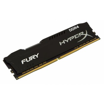 DIMM DDR4 16GB 2400MHZ KINGSTON FURY BLACK HX424C15FB/16