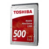 "DISCO DURO 2,5"" SATA 500 GB TOSHIBA L200 PARA PORT HDWJ105"