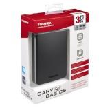 "DISCO DURO 2,5"" USB3 3 TB TOSHIBA CANVIO BASICS HDTB330EK3CA"