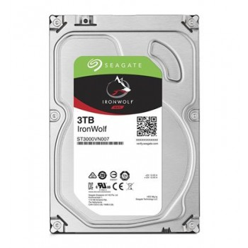 DISCO SEAGATE IRONWOLF 4TB NAS ST4000VN008