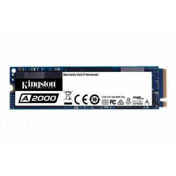Disco SSD KINGSTON A2000 250Gb M2 22280 NVME SA2000M8/250G