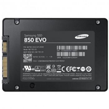 "DISCO SSD SAMSUNG 250 GB 2,5"" SERIE 860 EVO MZ-76E250B/EU"