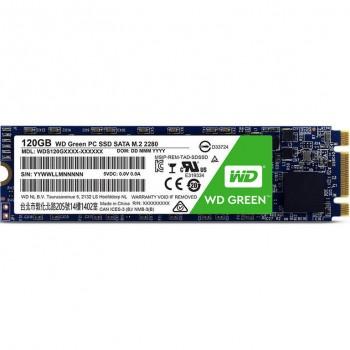 "DISCO WD GREEN SSD SATA 240GB 2.5"" WDS240G2G0A"