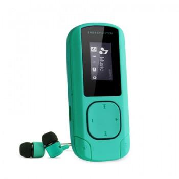 Energy MP3 Clip Mint Verde 426478