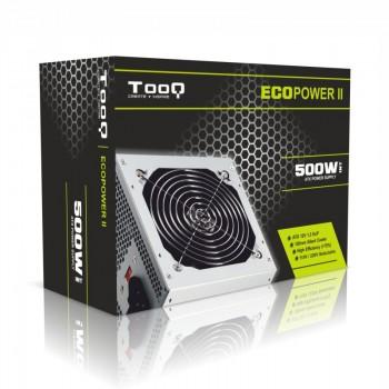 FUENTE TOOQ 500W SELECTOR DE VOLTAJE TQEP-500S-INT