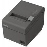 IMPRESORA TICKETS EPSON TM-T20II RED+USB NEGRA C31CD52003
