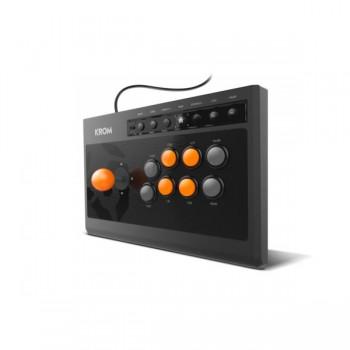 Joystick Arcade KROM Kumite Multiplataforma NXKROMKMT