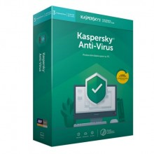 Kaspersky Antivirus 2020 3U KL1171S5CFS-20