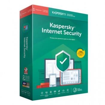Kaspersky Internet Security 2020 1U KL1939S5AFS-20