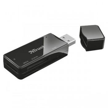 LECTOR DE TARJETAS NANGA USB2.0 TRUST 21934