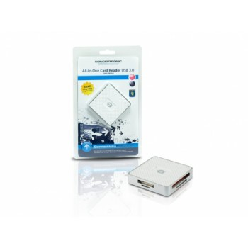 LECTOR TARJETAS USB CONCEPT. CMULTIRWU3 3.0