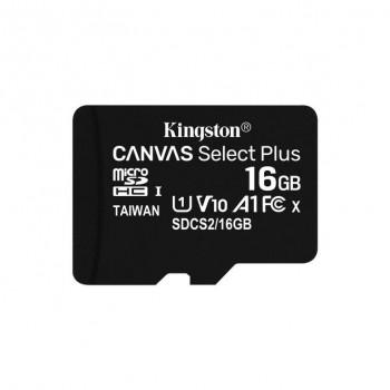 MEMORIA MICRO SD KINGSTON 16GB SDCS2/16GBSP
