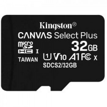 MEMORIA MICRO SD KINGSTON 32GB SDCS2/32GB