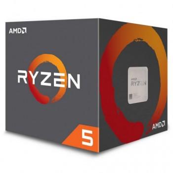 MICRO AMD RYZEN 5 2600+ 3,6 GHZ AM4 16 MB YD260XBCAFBOX