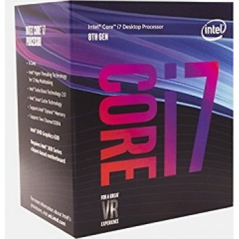 MICRO INTEL CORE I7-8700 (1151) 3,2Ghz 12Mb (8ª Ge BX80684I78700