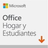 MICROSOFT OFFICE HOGAR Y ESTUDIANTE 2019 79G-05018