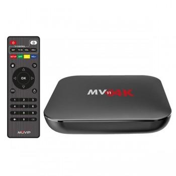 MINI PC SMART TV MV12 4K 8.1 QUAD CORE MUVIP MV0237