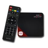 MINI PC SMART TV MV8 4K | ANDROID 6.0 | QUAD COREP MV0102
