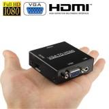 MINICONVERSOR DE VGA A HDMI FULL HD CR0724