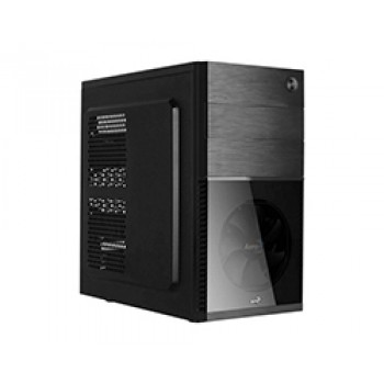 Minitorre AEROCOOL mATX Negra S/F CS105BK