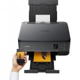 Multifuncion Canon PIXMA TS5350 Wifi Duplex Negra 3773C006