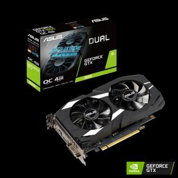 NVIDIA ASUS GTX 1650 4GB DUAL-GTX1650-4G 90YV0CV3-M0NA00