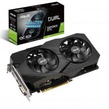 NVIDIA ASUS GTX 1660 6GB DUAL-GTX1660-O6G-EVO 90YV0D11-M0NA00