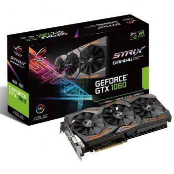 NVIDIA Asus ROG Strix GTX 1060 Gaming OC 6GB GDDR5 STRIX-GTX1060-6G