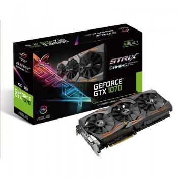 NVIDIA ASUS STRIX GTX 1070 8GB GAMING 90YV09N0-M0NA00