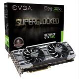 NVIDIA EVGA GTX 1080 SUPERCLOCKED 8GB GDDR5X 08G-P4-6183-KR