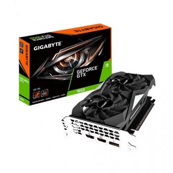 NVIDIA GIGABYTE GTX 1650 OC 4GB GDDR5 GV-N1650GAMING-O