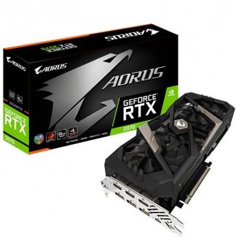 NVIDIA GIGABYTE RTX 2070 8GB GV-N2070AORUS-8G