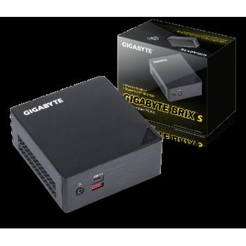 ORDENADOR GIGABYTE BRIX I3 6100/4G/1TB/WF/BT GB-BRIX-I36100-4
