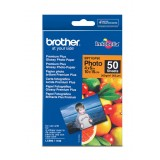 Papel Brother Foto Glossy 10x15 50 hojas, 260g/m2 BP71GP50