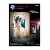 PAPEL HP FOTOGRÁFICO PREMIUM GLOSSY A4 (20 H.) 300 CR672A
