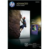 PAPEL HP FOTOGRAFICO GLOSSY 10X15 25H Q8691A