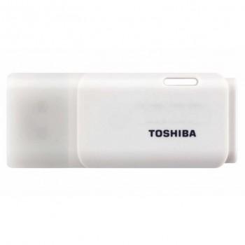 PENDRIVE 32GB TOSHIBA HAYABUSA BLANCO THN-U202W0320E4