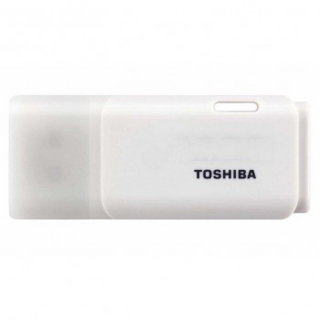 PENDRIVE 64GB TOSHIBA HAYABUSA BLANCO THN-U202W0640E4