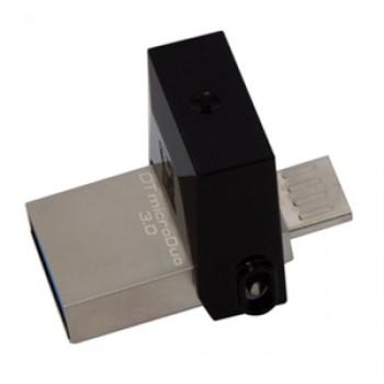 PENDRIVE KINGSTON 64GB MICRODUO OTG USB 3.0 DTDUO3/64GB