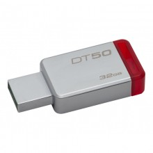 PENDRIVE KINGSTON USB 32GB 3.0 DATATRAVELER 50 DT50/32GB