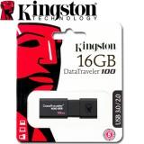 PENDRIVE KINGSTON USB 3.0 16GB NEGRO DT100G3/16GB