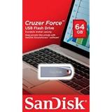 PENDRIVE SANDISK 64GB CRUZER FORCE SDCZ71-064G-B35
