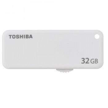 PENDRIVE TOSHIBA 32GB U203 USB2.0 BLANCO THN-U203W0320E4