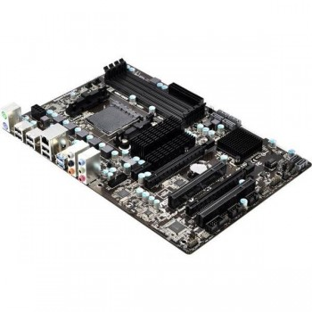 PLACA ASROCK 970 PRO3 R2.0 (AM3+) 4DDR3 64GB 6SATA 90-MXGNV0-A0UAYZ