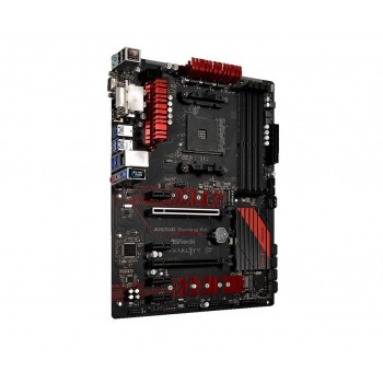 PLACA ASROCK AB350 GAMING K4 (AM4) 4DDR4 HDMI M.2 90-MXB530-A0UAYZ