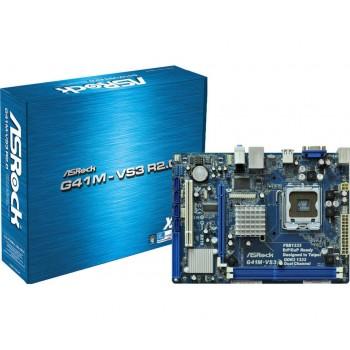 PLACA ASROCK G41M-VS3 R2.0 (775) DDR3 G41M-VS3 R2-M-AS