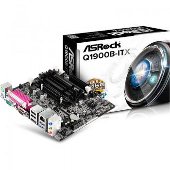 PLACA ASROCK Q1900B-ITX J1900 2DDR3 SODIMM 90-MXGTR0-A0UAYZ