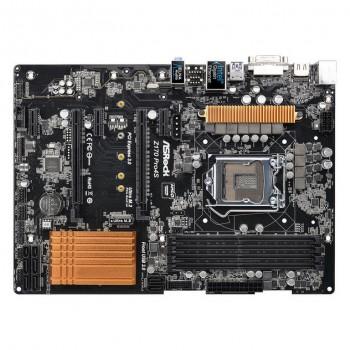 PLACA ASROCK Z170 PRO4S (1151) 4DDR4 VGA HDMI 6SAT Z170PRO4S