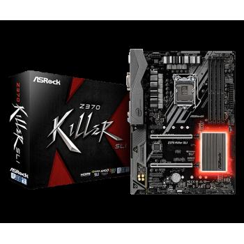 PLACA ASROCK Z370 KILLER SLI (1151) DDR4 HDMI 90-MXB630-A0UAYZ